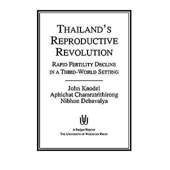 Thailands Reproductive Revolution : Rapid Fertility Decline in a Third World Setting
