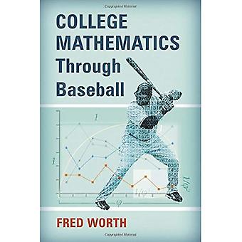 College matematik gennem Baseball
