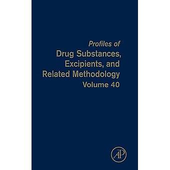 Profiler af narkotika stoffer hjælpestoffer og relaterede metoder af Brittain & Harry