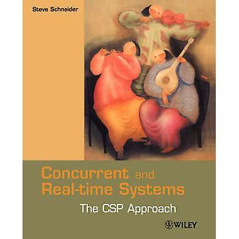 Gleichzeitige und RealTime-Systeme der CSP Ansatz von & Steve Schneider