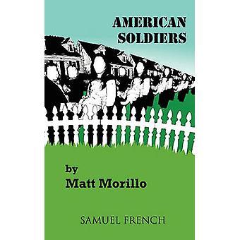 Amerikaanse soldaat door Morillo & Matt