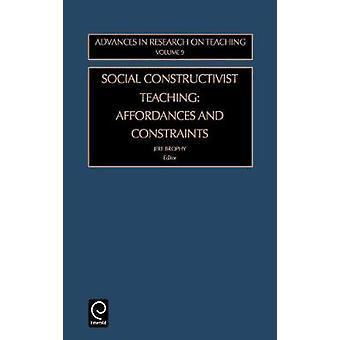 Sociala konstruktivistisk undervisning Affordances och begränsningar av Brophy & Jere