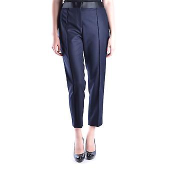 Céline Blue Wool Pants