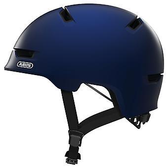 Abus scraper 3.0 bike helmet / / ultra blue