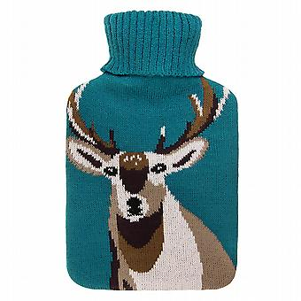 Aroma Home Fragranced 2L Hot Water Bottle: Stag
