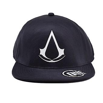 Assassin es Creed Crest Seamless Flat Bill Cap