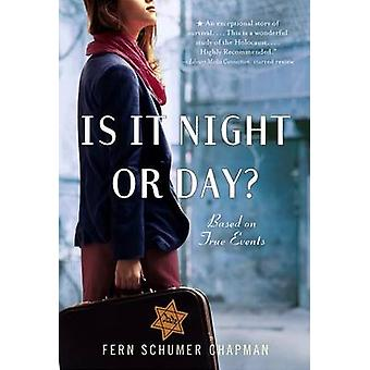 Is It Night or Day? by Fern Schumer Chapman - 9781250044211 Book