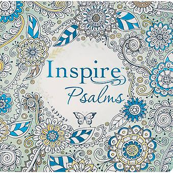 Inspire - Psalms - Coloring & Creative Journaling Through the Psalms -