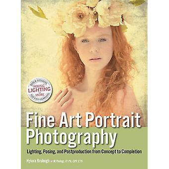 Fine Art Portrait Photography - Lighting - Posing & Postproduction fro