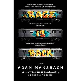 Rage Is Back by Adam Mansbach - 9780142180488 Book
