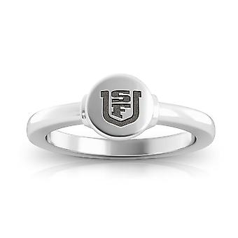 University Of San Francisco - San Fransisco Logo Engraved Signet Ring