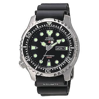 Citizen Promaster duiker horloge automatisch (NY0040-09EE)