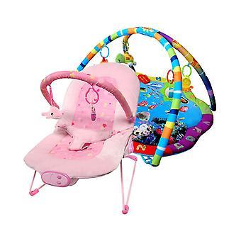 Ladida Babygym en babysitter Pink Ocean Star pakket bieden