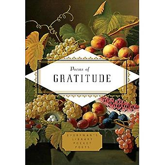 Poems of Gratitude (Pocket Poets)