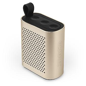 Caseflex Wireless Mini Bluetooth talaren guld