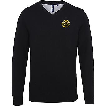 Duke Of Cornwall Light Infantry - Licensed British Army Embroidered Jumper