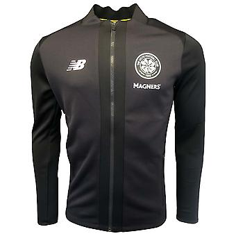 2019-2020 Celtic Game Jacket (Silver Grey)