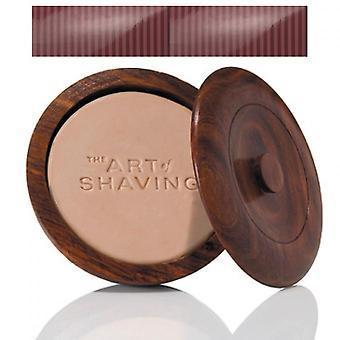Shaving Soap - At Santal Wood/ Skins S ches