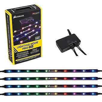 Corsair lighting node pro rgb controller + 4 rgb strips