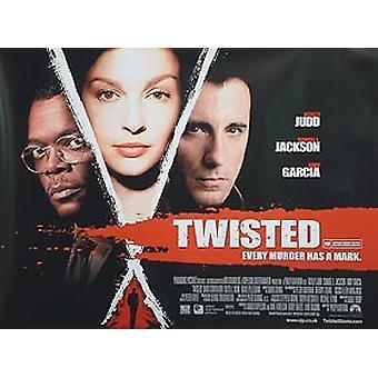 Twisted Original Cinema Poster