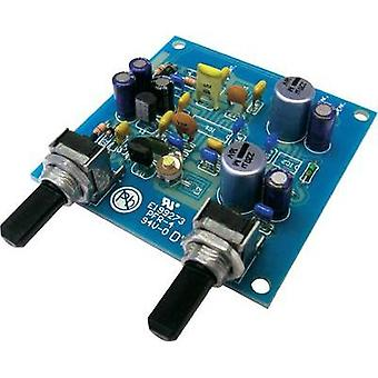 FM receiver Assembly kit Kemo 9 Vdc