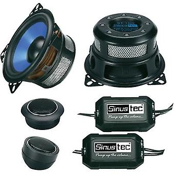 2 way flush mount speaker set 200 W Sinustec ST-100