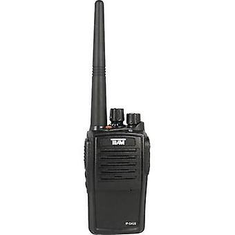 PMR handheld transceiver Team Electronic TeCom IP-DA32 PR8114