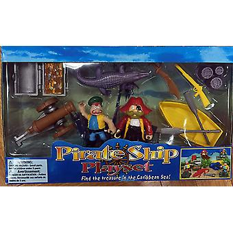 Dimasa Case 2 Pirates With Accessories (Toys , Action Figures , Vehicles)
