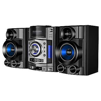 Sunstech Mini stereo bluetooth nsx100btdvdbk