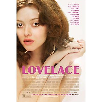 Lovelace Movie Poster (11 x 17)