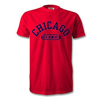 Chicago voetbal T-Shirt