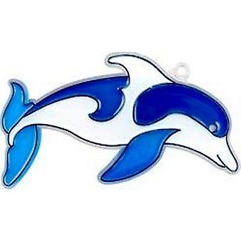 SALE - Dolphin Suncatchers for Kids Crafts | Under the Sea Crafts
