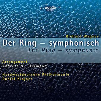Wagner / Klajner / Nordwestdeutsche - Ring-symfonisk [SACD] USA import
