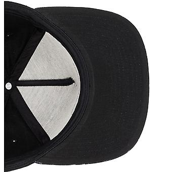 DC Leatherstan Cap - Black