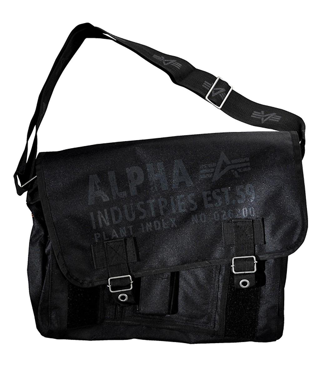 Alpha industries cargo Oxford courier bag bag
