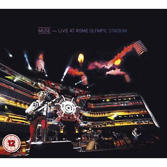 Live At Rome Olympic Stadium (Blu-Ray/CD) by Muse