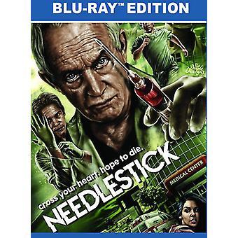 Nålestik [Blu-ray] USA importerer