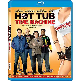 Hot Tub Time Machine [BLU-RAY] USA import