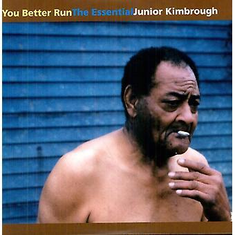 Junior Kimbrough - You Better Run: The Essential Junior Kimbrough [Vinyl] USA import