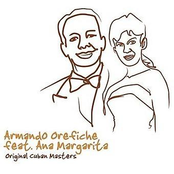 Armando Orefiche - Original Cuban Masters [CD] USA import