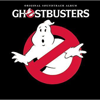 Forskellige kunstnere - Ghostbusters [CD] USA importerer