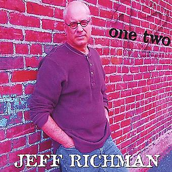 Jeff Richman - One Two [CD] USA import