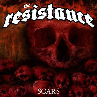 Resistance - Scars [Vinyl] USA import