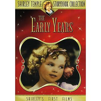 Shirley Temple - tidlige år Disc 1 [DVD] USA import