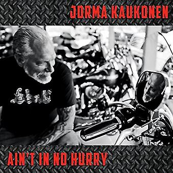 Jorma Kaukonen - Aint in No Hurry [CD] USA import