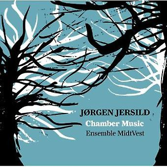 Jørgen Jersild - Jørgensen Rgen Jersild: kammermusik [CD] USA import