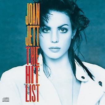 Joan Jett - Hit List [CD] USA import