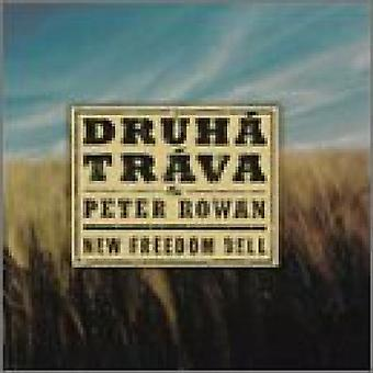 Trava/rönn - ny frihet Bell [CD] USA import