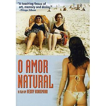 O アモールの自然 【 DVD 】 アメリカ インポートします。