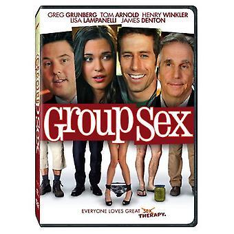 Gruppesex [DVD] USA importerer